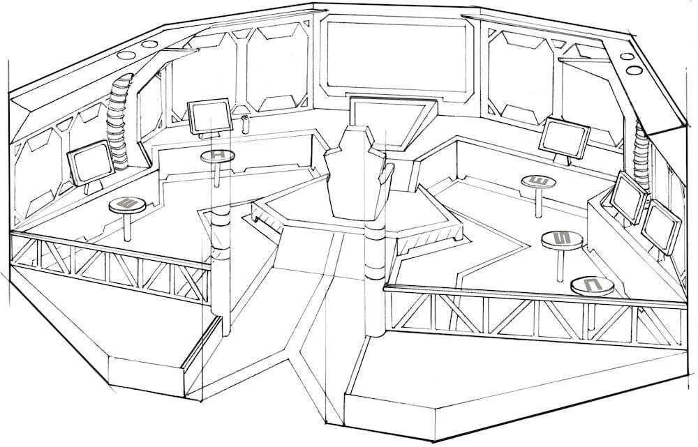 Experience Rooms: Space Heroes