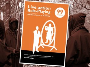 Larp boek live action role-playing